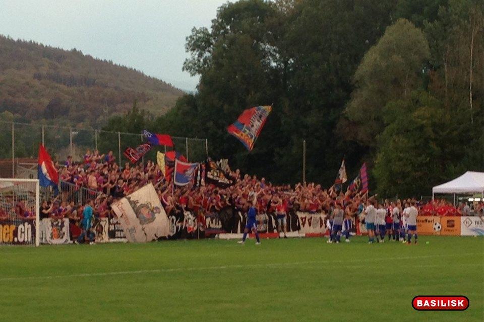 Pflicht erfüllt! 3:0 gewinnt der FCB in Montlingen+