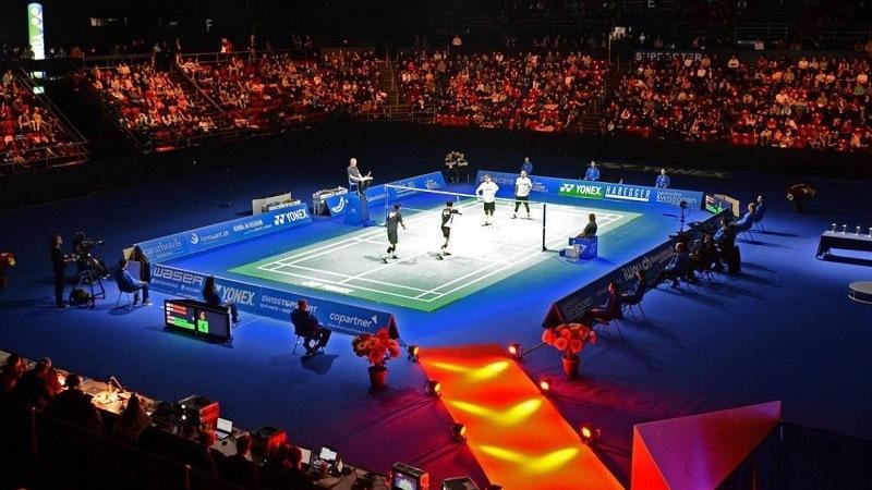 Gewinnen Sie Weekend-Tickets für die Badminton WM