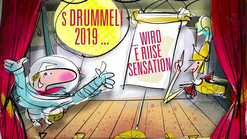 Gewinnen Sie Tickets für's Drummeli