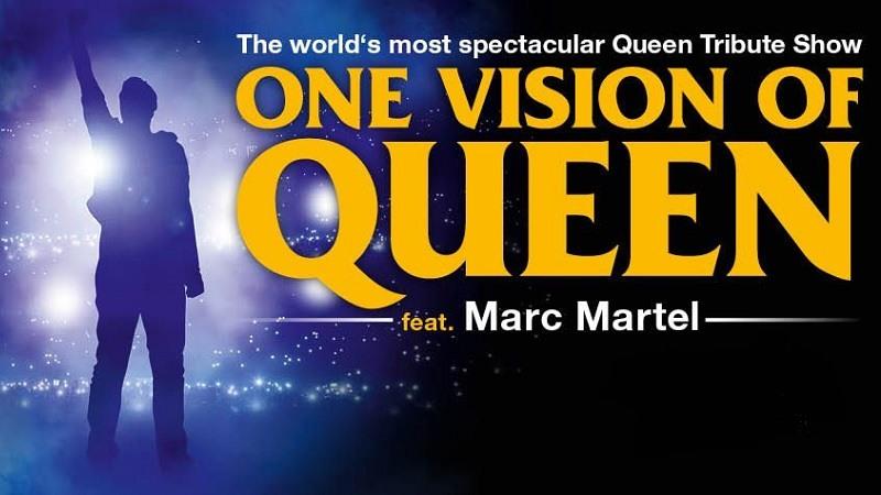 Gewinnen Sie Tickets für One Vision of Queen