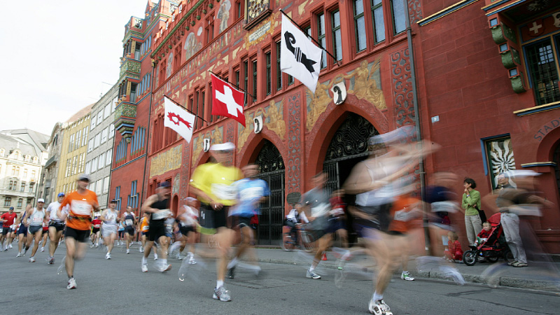 Fokus zum Thema Marathon