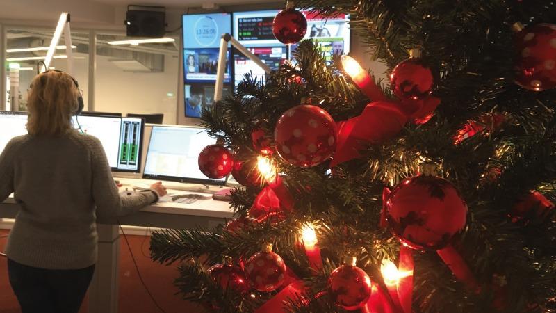 Wir suchen den weihnachtlichsten Arbeitsplatz